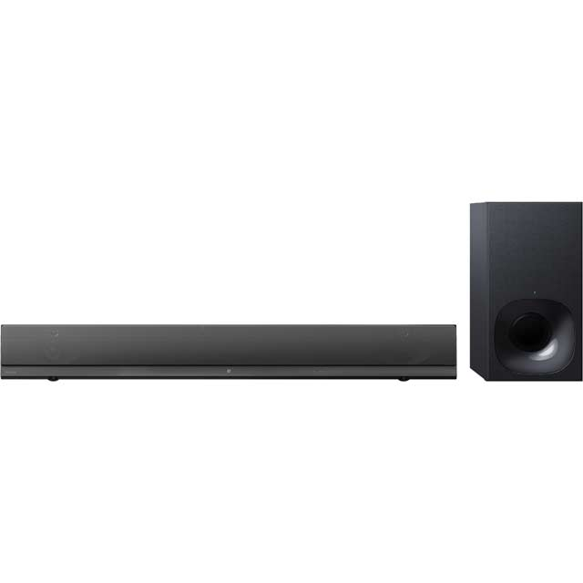Sony HT-NT5 Multiroom Bluetooth Soundbar with Wireless Subwoofer - Black