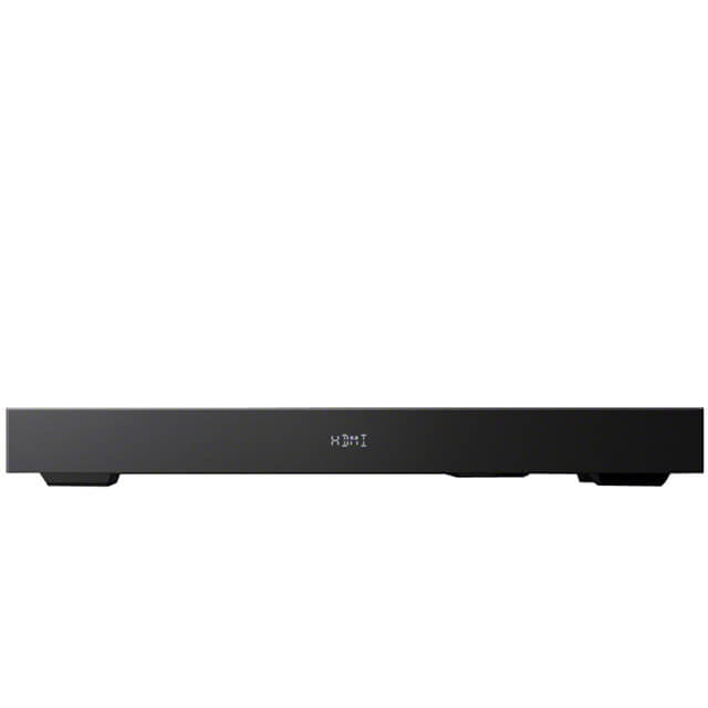 Sony HT-XT100 Bluetooth Soundbase with Built-in Subwoofer - Black