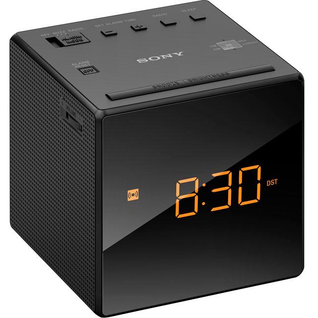 Sony ICFC1B Digital Radio in Black