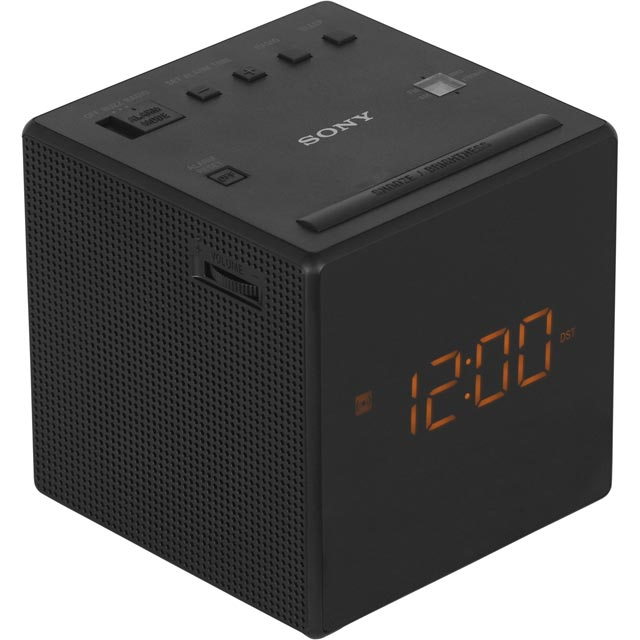 Sony Digital Radio in Black