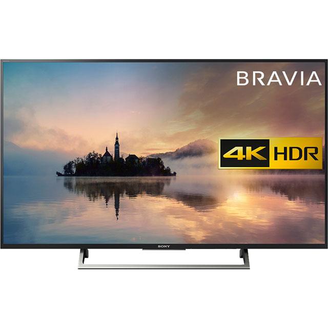 Sony Bravia XE70 KD43XE7002BU Led Tv Review