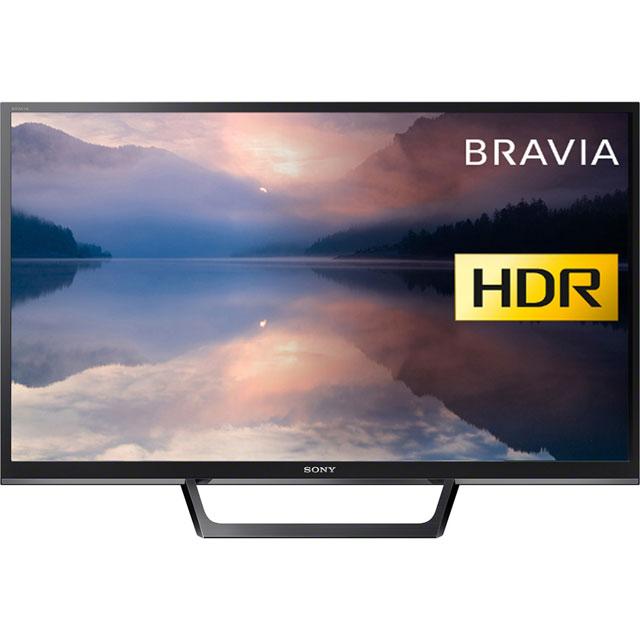 Sony Led Tv in Black