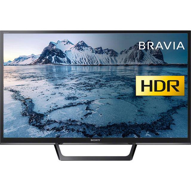 Sony WE61 Led Tv in Black