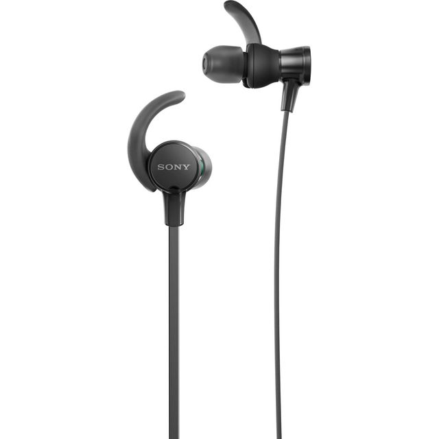Sony MDRXB510ASB In-Ear Sports Headphones - Black - MDRXB510ASB - 1