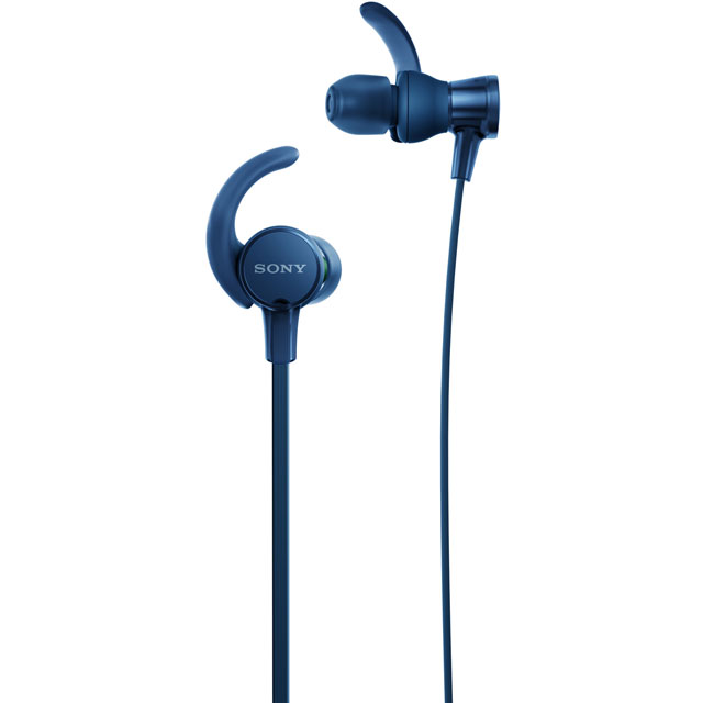 Sony MDRXB510ASL In-Ear Sports Headphones - Blue - MDRXB510ASL - 1