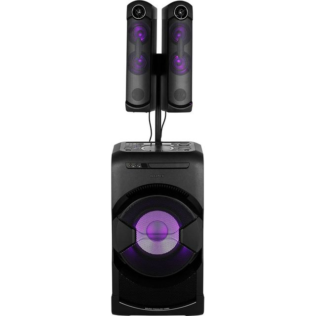 Sony MHC-GT4D Party Speaker review