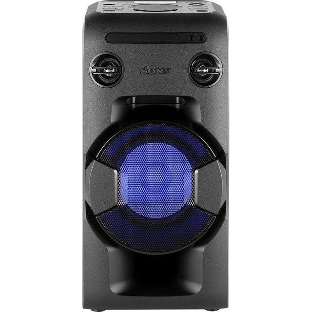 Sony MHC-V11 Home Audio System with BLUETOOTH - Black - MHC-V11 - 1