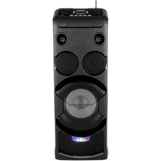 Sony Mhc V77dw 1440 Watt High Power Hi Fi System Bluetooth