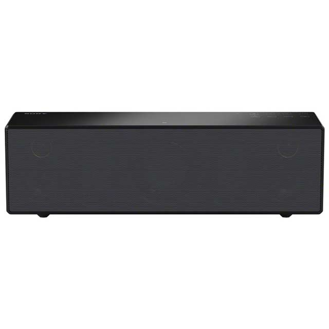 Sony SRS-X88B Multiroom Wireless Audio Speaker - Black