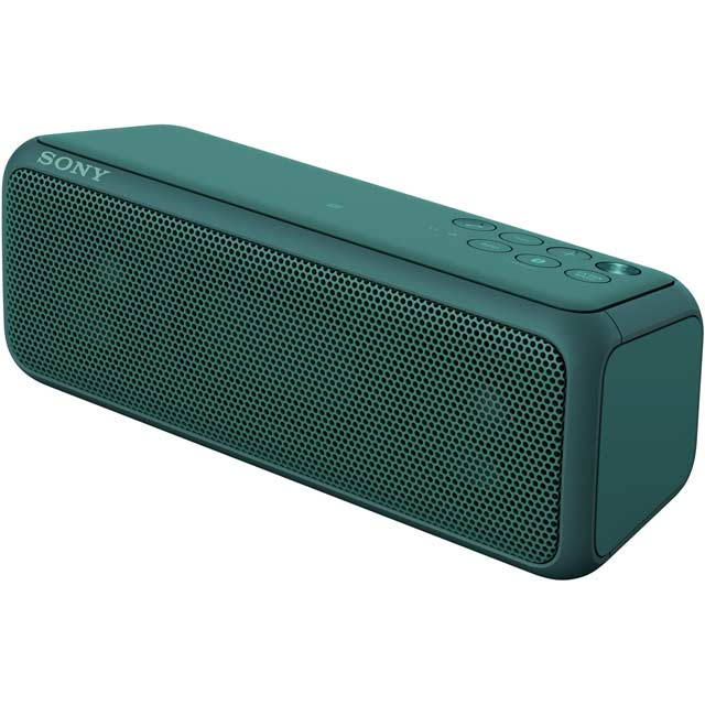 Sony SRS-XB3 Portable Wireless Speaker - Green