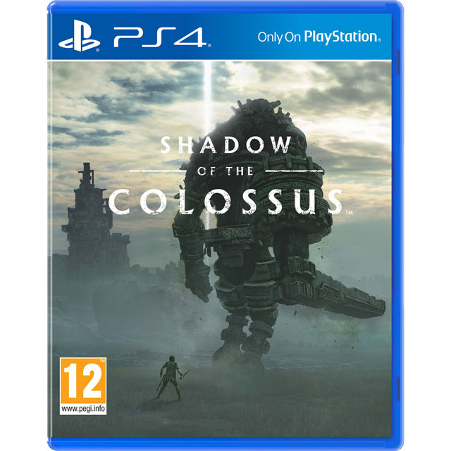 Shadow of the Colossus for PlayStation 4 - P4REAASNY35187 - 1
