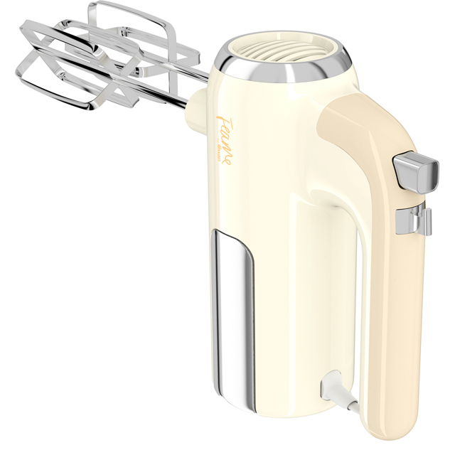 Swan Fearne By Swan SP21050HON Hand Mixer with 3 Accessories - Honey - SP21050HON_HY - 1