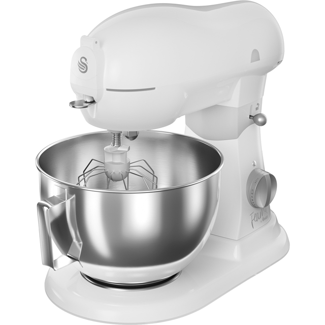 Swan Fearne By Swan SP32010TEN Stand Mixer with 6 Litre Bowl - Truffle - SP32010TEN_TR - 1