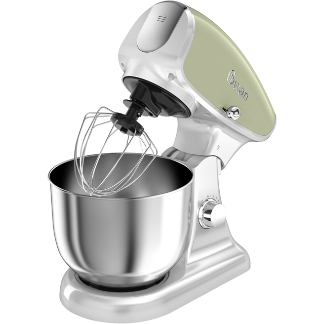 Swan SP33010GN Stand Mixer with 4.5 Litre Bowl - Green - SP33010GN_GN - 1