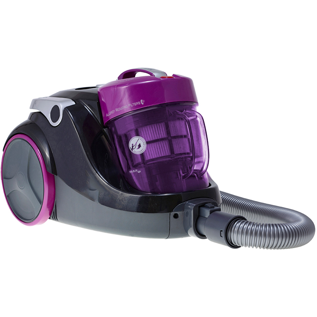 Hoover SP81 Cylinder Vacuum Cleaner in Black