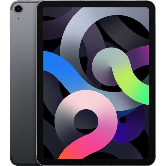 """Apple iPad Air 10.9"""" 64GB WiFi & Cellular [4th Generation] - Space Grey"""
