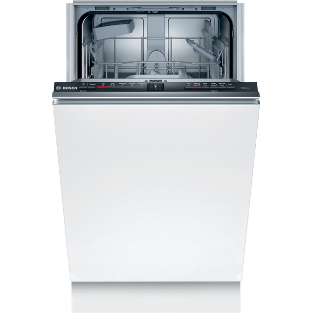 BOSCH Serie 2 SPV2HKX39G Slimline Fully Integrated WiFi-enabled Dishwasher