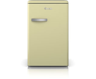 Swan Retro SR11030CN Fridge - Cream