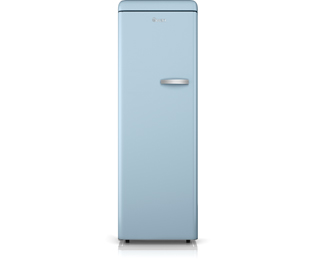 Swan SR11040BLN Upright Freezer - Blue
