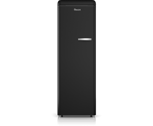 Swan SR11040BN Upright Freezer - Black