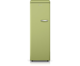 Swan SR11040GN Upright Freezer - Green - A+ Rated - SR11040GN_GR - 1