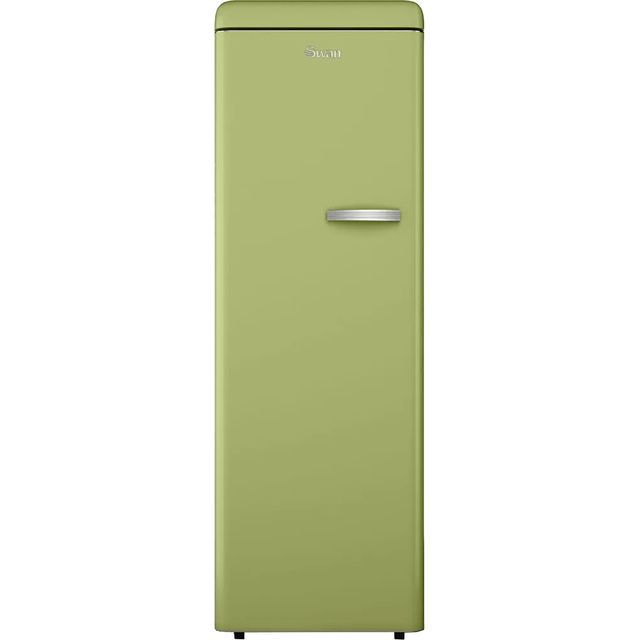Swan SR11040GN Upright Freezer - Green - A+ Rated