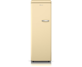 Product image for Swan SR11040CN Upright Freezer - Cream