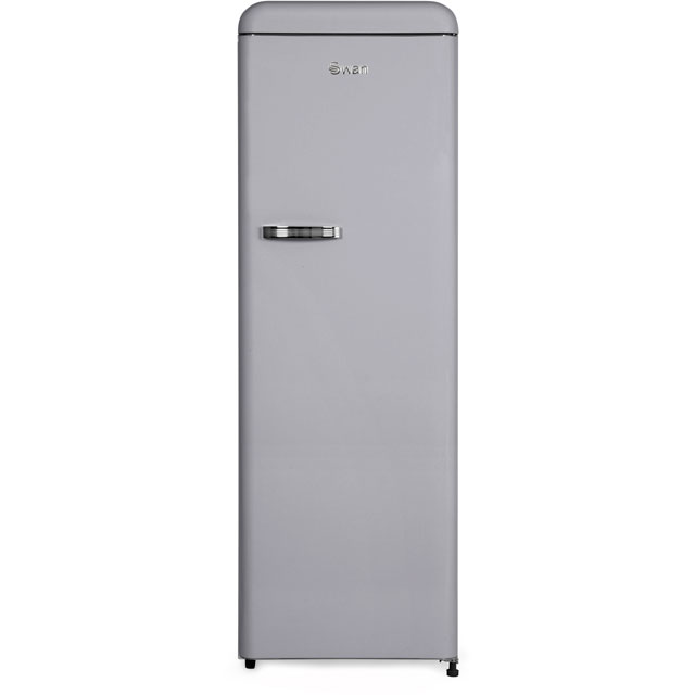 Swan SR11050GRN Fridge - Grey - A+ Rated