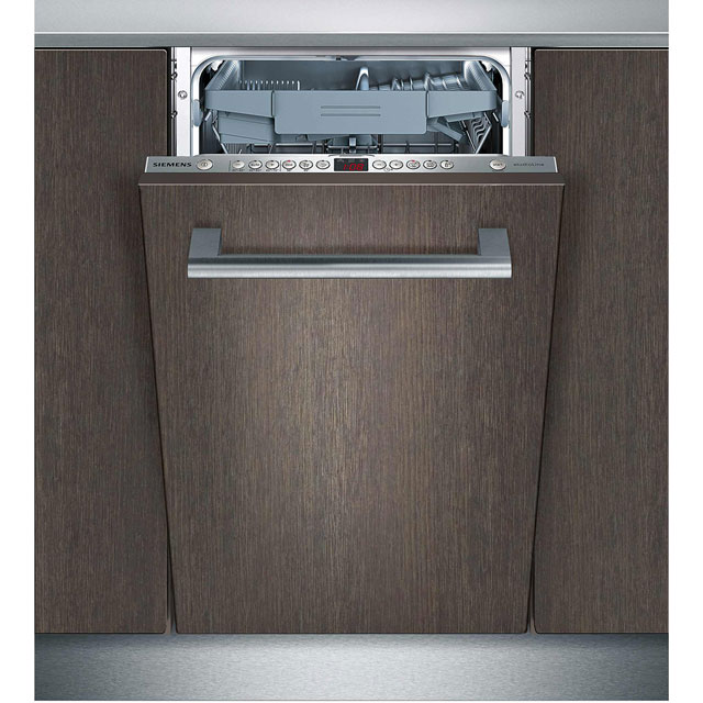 Integrated slimline dishwasher sale