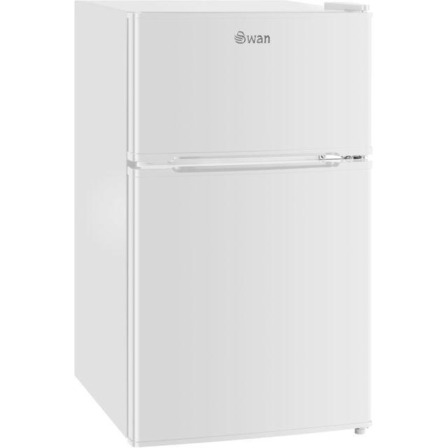 Swan SR75040WHTN 60/40 Fridge Freezer - White - A+ Rated