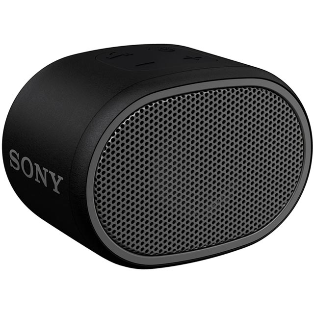 Sony XB01 EXTRA BASS™ Portable Wireless Speaker - Black - SRSXB01B.CE7 - 1