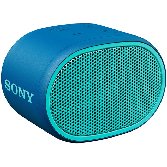 Sony XB01 EXTRA BASS™ Portable Wireless Speaker - Blue - SRSXB01L.CE7 - 1