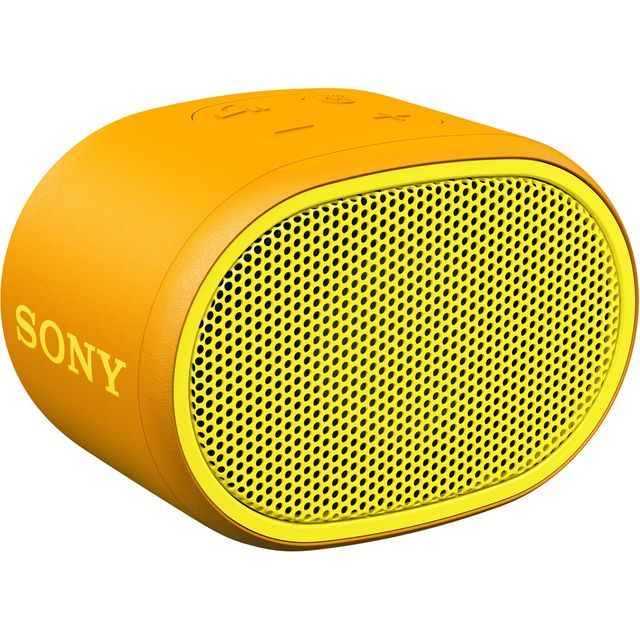 Sony XB01 EXTRA BASS™ Portable Wireless Speaker - Yellow - SRSXB01Y.CE7 - 1