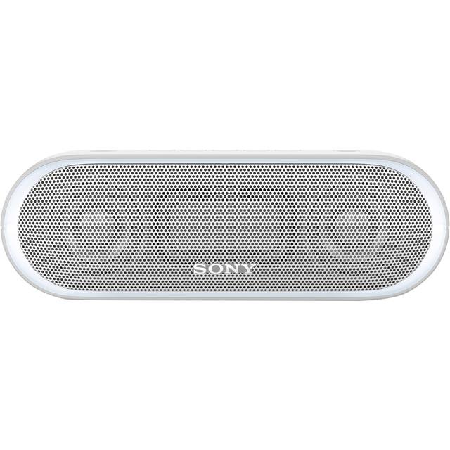 Sony SRSXB20W.CE7 Wireless Speaker in White