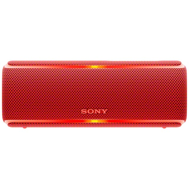Sony SRS-XB21 SRSXB21R.CE7 Wireless Speaker - Red - SRSXB21R.CE7 - 1