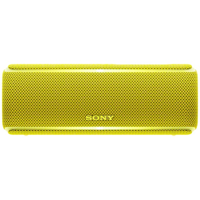 Sony SRS-XB21 Portable Wireless Speaker - Yellow - SRSXB21Y.CE7 - 1