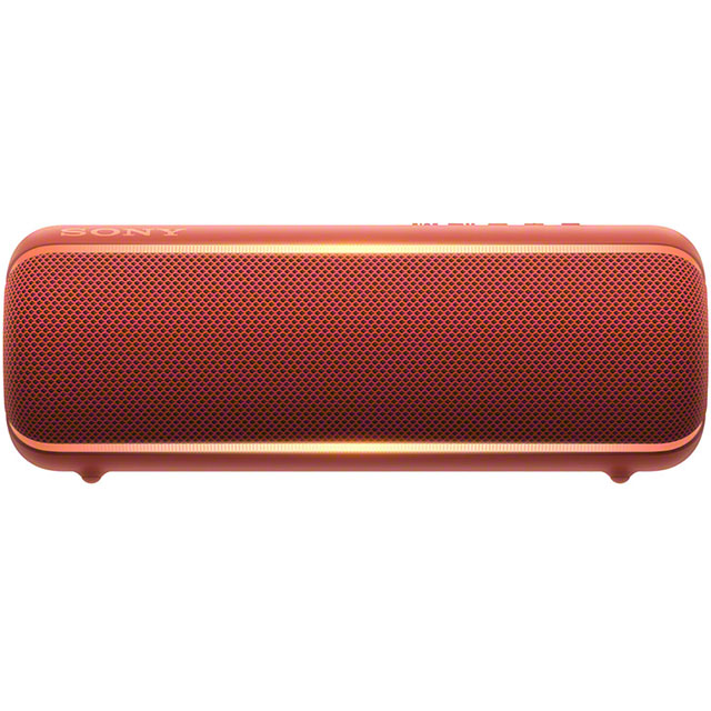 Sony SRSXB22R.CE7 Wireless Speaker - Red - SRSXB22R.CE7 - 1