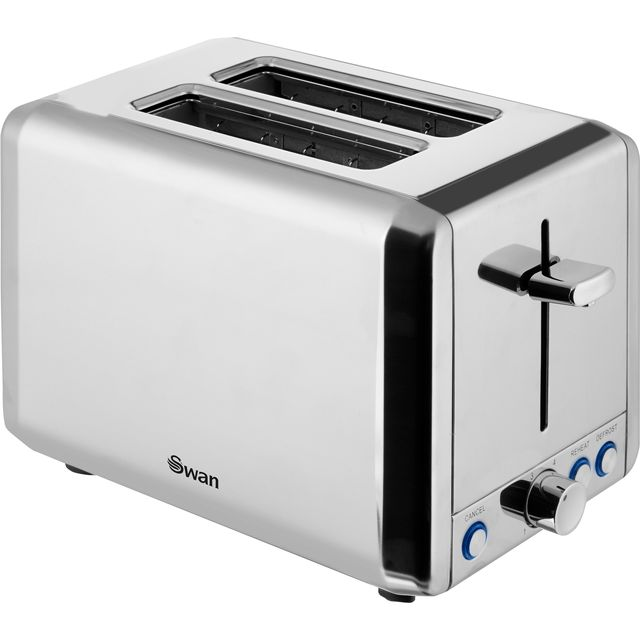 Swan Classic ST14062N Toaster in Polished Stainless Steel