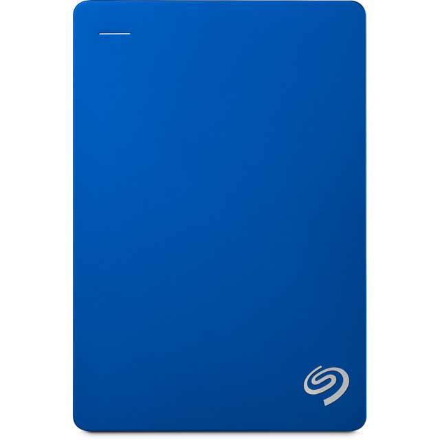 Seagate STDR4000901 Hard Drives & External Storage in Blue