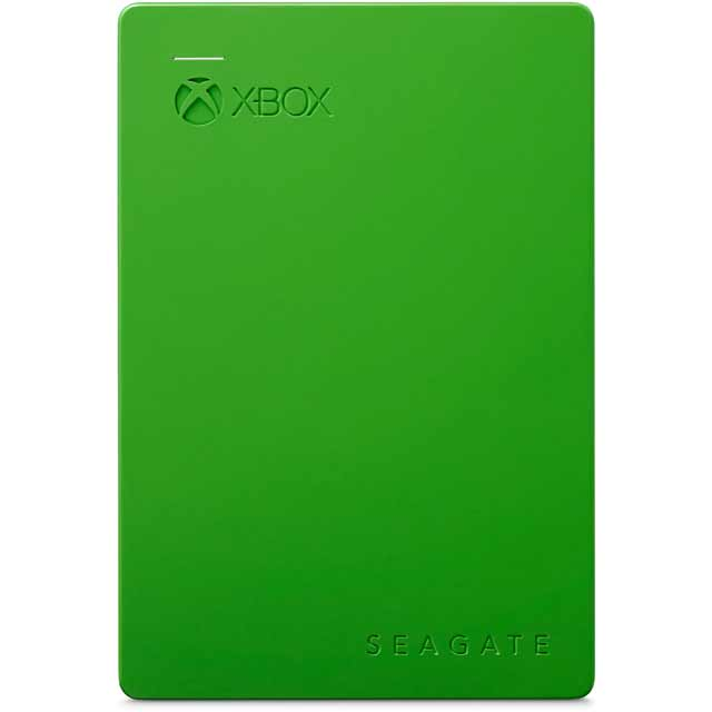 Seagate Game Drive For Xbox STEA4000402 Hard Drives & External Storage in Green