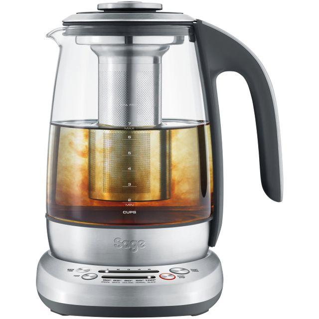 Sage The Smart Tea Infuser STM600CLR Tea Maker - Clear