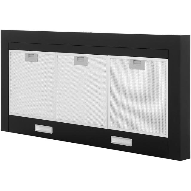 Stoves 1100RICHMONDCHMK2 110 cm Chimney Cooker Hood - Black - 1100RICHMONDCHMK2_BK - 3