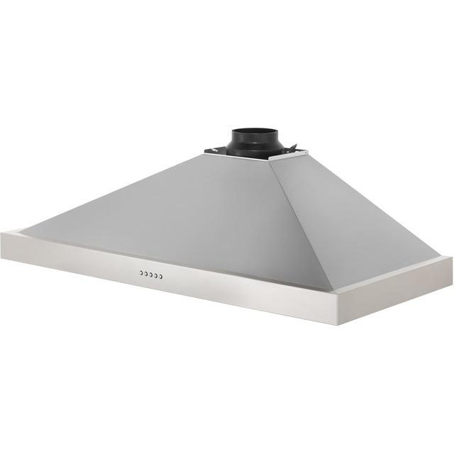 Stoves 1100STERLINGCHMK2 110 cm Chimney Cooker Hood - Stainless Steel - 1100STERLINGCHMK2_SS - 4