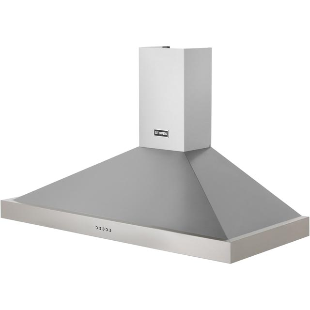 Stoves 1100STERLINGCHMK2 110 cm Chimney Cooker Hood - Stainless Steel - 1100STERLINGCHMK2_SS - 5