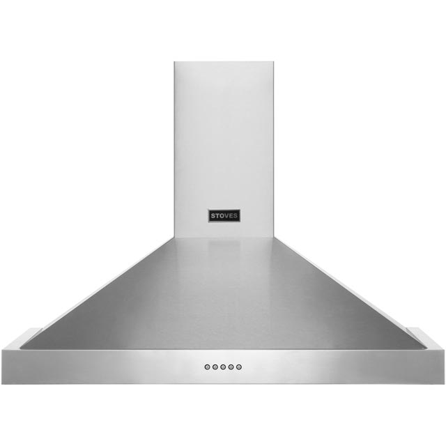 Stoves Integrated Cooker Hood in Stainless Steel