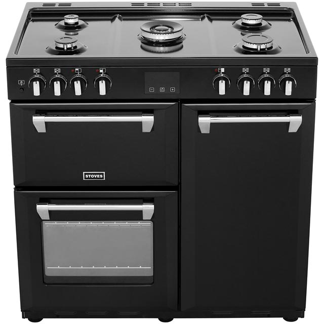 stoves belmont900dft 90cm dual fuel range cooker review. Black Bedroom Furniture Sets. Home Design Ideas