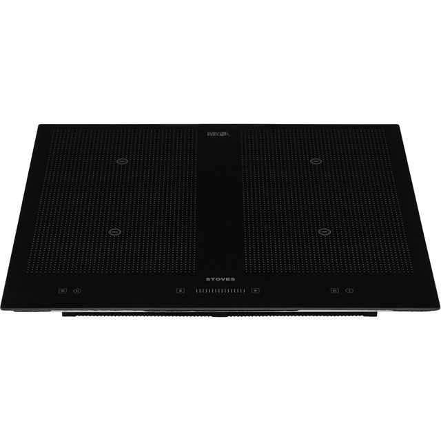 Stoves BHIT601 Built In Induction Hob - Black - BHIT601_BK - 4