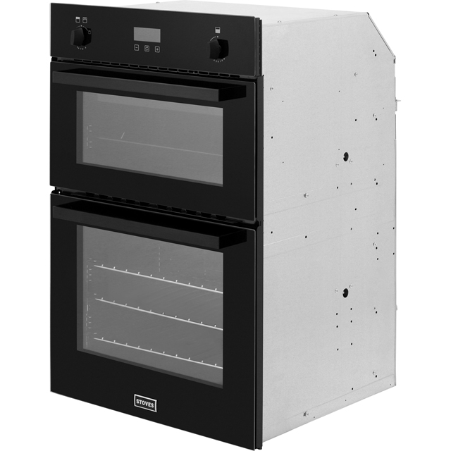 Stoves BI900G Built In Double Oven - Stainless Steel - BI900G_SS - 5