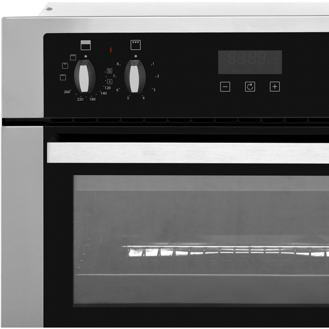 Stoves BI900MF Built In Double Oven - Stainless Steel - BI900MF_SS - 2