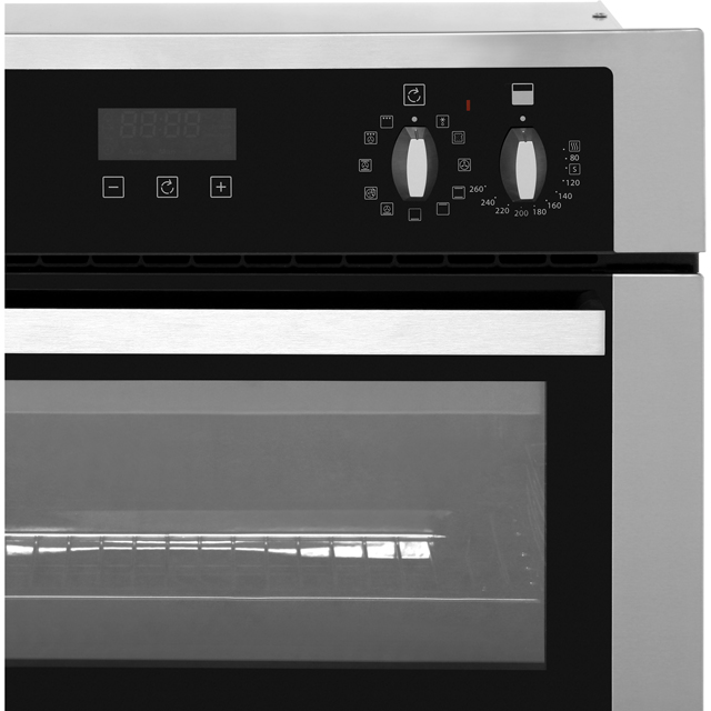 Stoves BI900MF Built In Double Oven - Stainless Steel - BI900MF_SS - 3